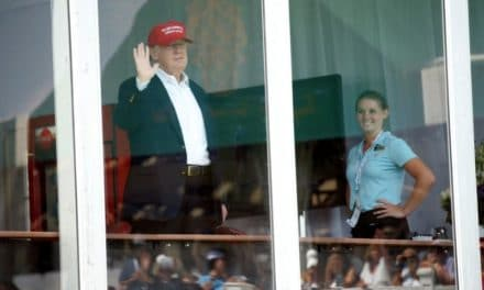 TrumpWatch, Day 177: Trump Shelters at Golf Course from Trump Jr.-Russia Affair