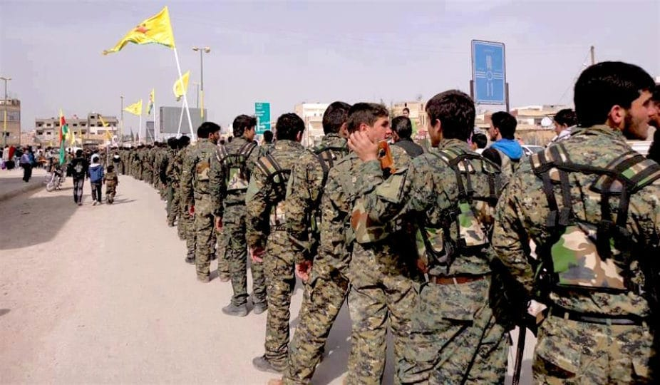 Syria Daily: Kurdish Militia YPG — We Will Take Territory from Turkish-Backed Rebels