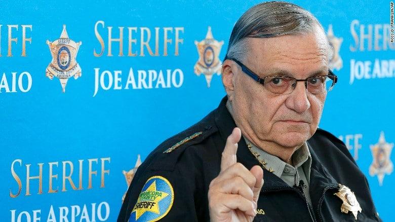 TrumpWatch, Day 218: Trump Pardons Sheriff Arpaio, Bans Transgender Service in Military