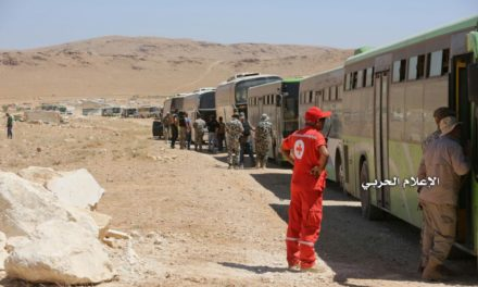 Syria Daily: Anti-Assad Fighters and Civilians Displaced from Northern Lebanon
