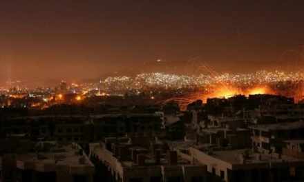 Syria Daily: Regime Pounds Jobar in Northeast Damascus