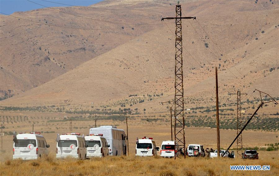 Syria Daily: ISIS Fighters and Families Moved Under Regime Escort