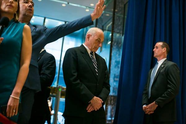 TrumpWatch, Day 688: Chief of Staff Kelly Resigns