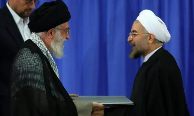 "UPDATED Iran President's ""Good Cop"" v. Supreme Leader's ""Bad Cop"" on Talks with Biden Administration"