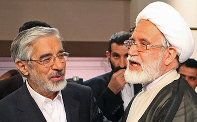 Freedom for Iran Opposition Leader Karroubi After 9 1/2 Years?