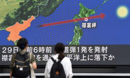 BBC Radio: North Korea's Missile Over Japan