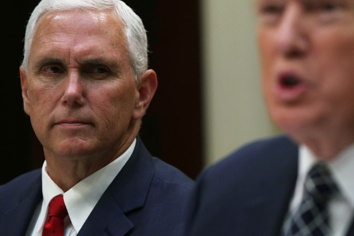 TrumpWatch, Day 199: VP Pence — I'm Not Trying to Replace Trump