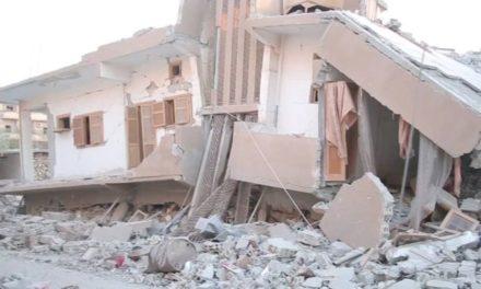 "Voices Inside Raqqa — ""It's Beyond Catastrophic"""