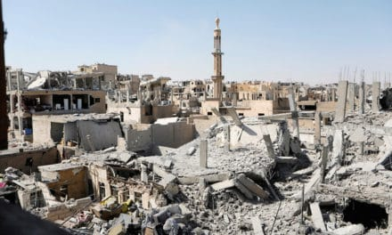 Syria Daily: The 1000s Killed in Raqqa by US Attacks