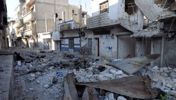 Syria Daily: Civilian Death Toll from US Bombing Rises in Raqqa