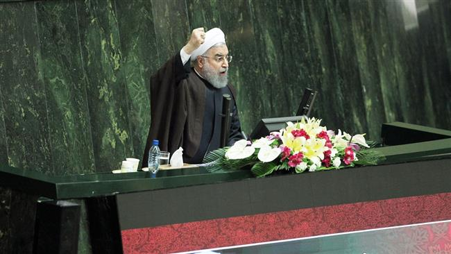 Iran Daily: Rouhani Threatens Withdrawal from Nuclear Deal Because of US Sanctions