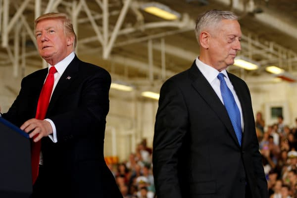 TrumpWatch, Day 700: Mattis Quits With Sharp Rebuke to Trump