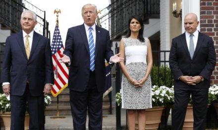 """TrumpWatch, Day 204: Advisors & China Pull Back Trump's """"Locked and Loaded"""" Threat v. North Korea"""
