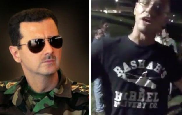 Why America's White Supremacists ♥ Bashar al-Assad