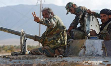 Syria Daily: Pro-Assad Forces Break Through ISIS Siege of Deir ez-Zor