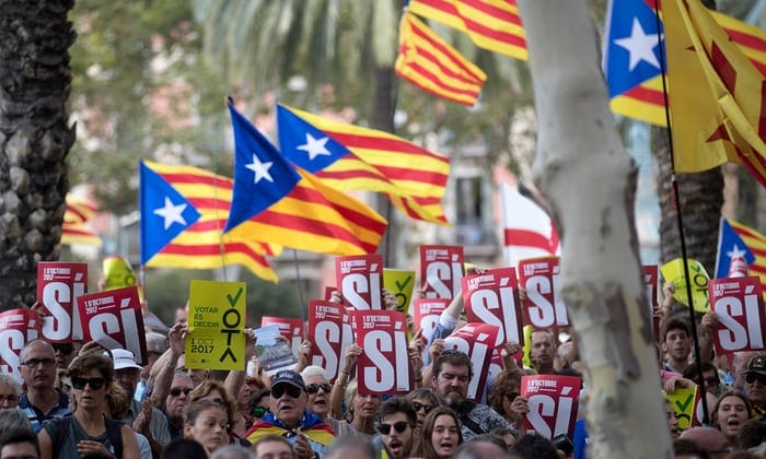 Podcast: Spain v. the Independence Vote in Catalonia