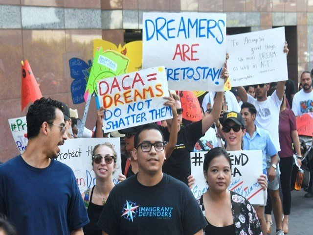 Podcast: Trump and the Dreamers
