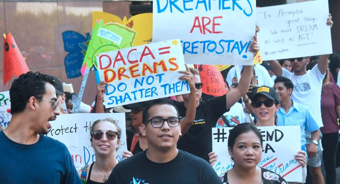 TrumpWatch, Day 359: Dreamers Can Again Apply to Remain in US