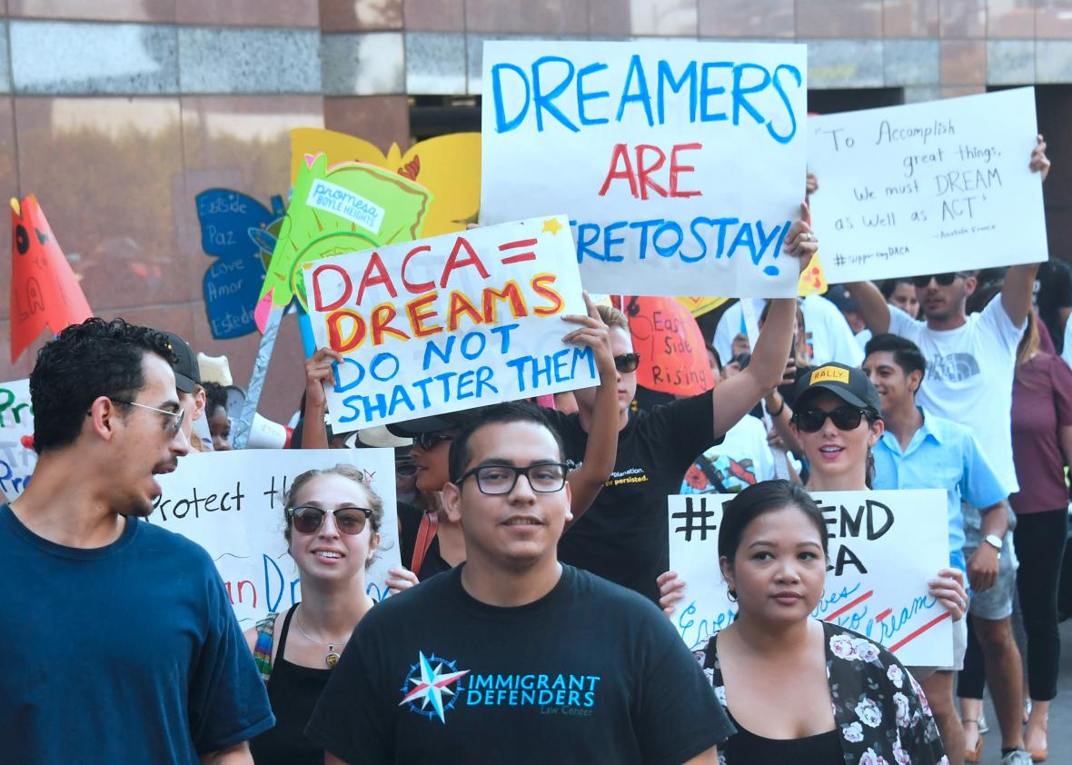TrumpWatch, Day 403: Supreme Court Turns Down Trump Appeal to End Dreamers Program