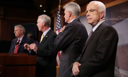 TrumpWatch, Day 246: McCain's Blow to Latest GOP Attempt to Repeal ObamaCare
