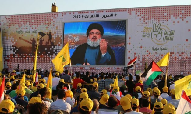 Iraqis Confront Hezbollah's Hypocrisy Over the Islamic State