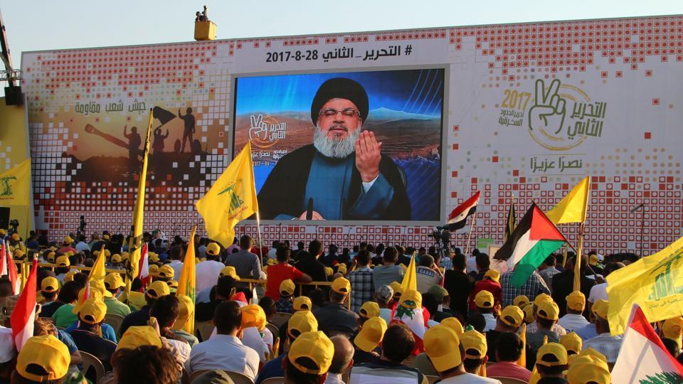 Iraqis Confront Hezbollah's Hypocrisy Over the Islamic State