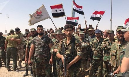 Syria Daily: US Concedes Deir ez-Zor City to Pro-Assad Forces