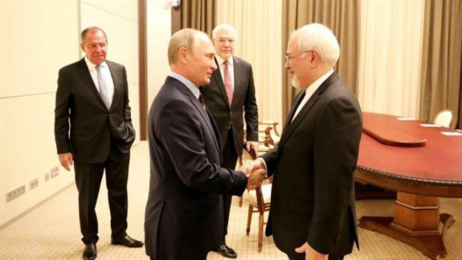 Iran Daily: FM Zarif Visits Russia's Putin