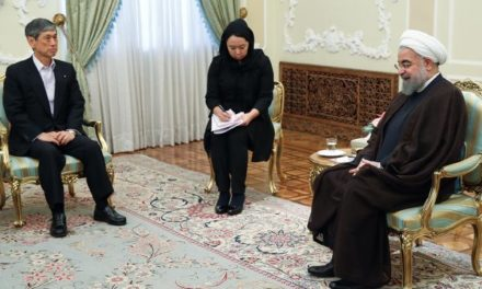 """Iran Daily: Rouhani Repeats — """"Proper Response"""" to US Moves Over Nuclear Deal"""