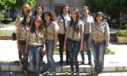 The Girl Guides of Syria