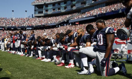 Radio France: Why Trump v. NFL & #TakeTheKnee is About Race and Free Speech