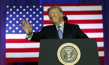 "TrumpWatch, Day 251: Forget Healthcare — Trump Promises ""Tax Revolution"""