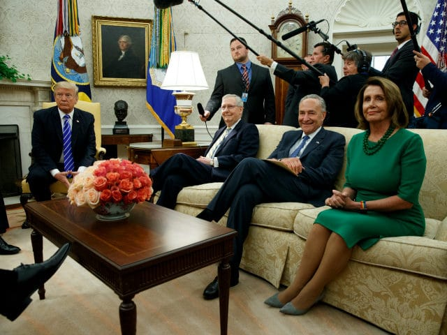 TrumpWatch, Day 230: Trump Deal with Democrats to Keep Government Open