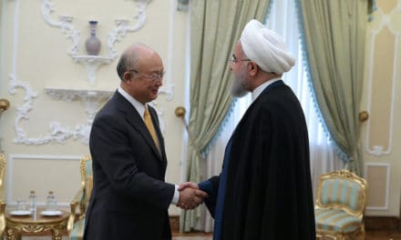 "Iran Daily: IAEA Head — Tehran Implementing ""Nuclear-Related Commitments"""