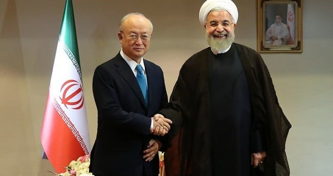 Iran Daily: IAEA Chief Amano in Tehran for Nuclear Talks