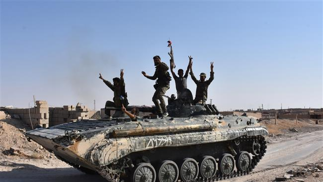 Syria Daily: Pro-Assad Forces Close on ISIS-Held City in East