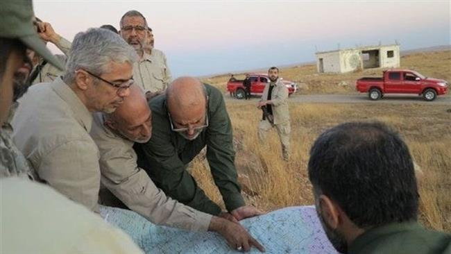 Iran Daily: Military Head Makes Symbolic Visit to Syria's Aleppo