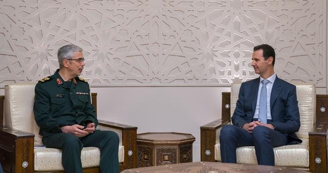 Syria Daily: Iranians Talk with Assad; Saudis Talk with US and Raqqa Council