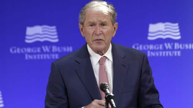 Podcast: The Bush-Obama Statements on Trump and US Society