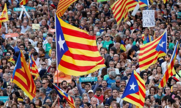 Political WorldView Podcast: The Catalonia and Tribalism Edition