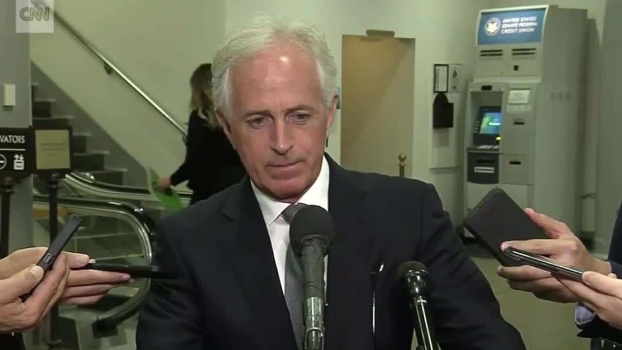 "TrumpWatch, Day 259: Top GOP Senator — Trump's Advisors ""Separate Us from Chaos"""