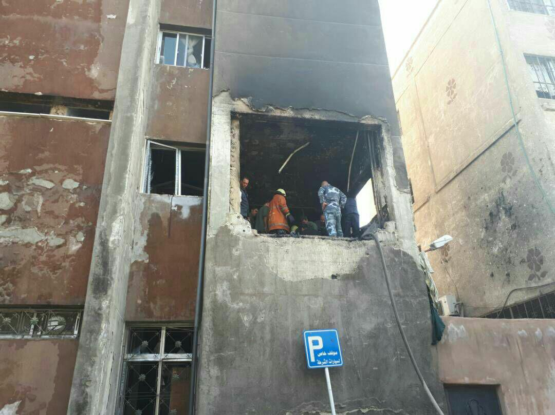 Syria Daily: 10+ Killed as Damascus Police Station Struck by 2 Bombers