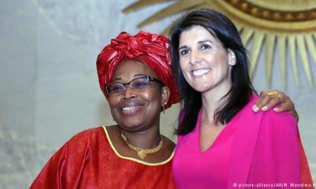 Podcast: Nikki Haley's Trip to Africa