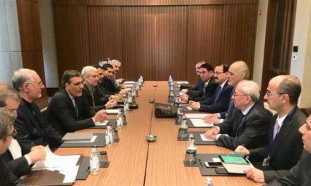 Syria Daily: Talks Renewed in Astana