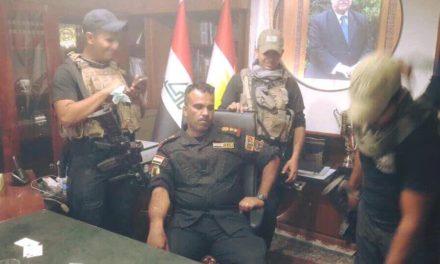 Iraq's Forces Seize Kirkuk from Iraqi Kurdistan