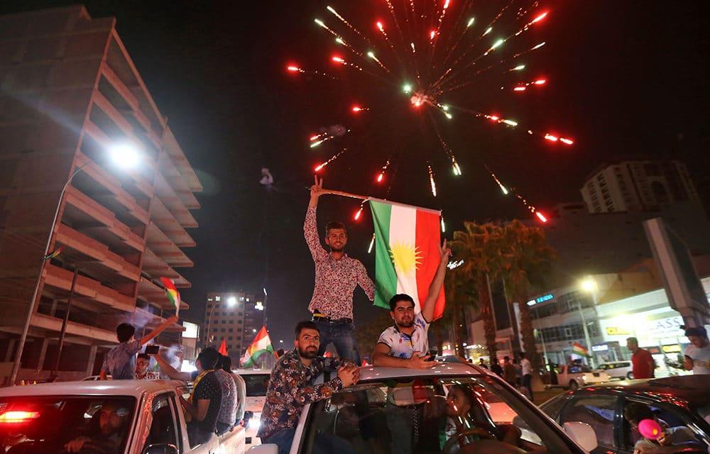 Iran Daily: Tehran Tries to Intimidate Iraqi Kurdistan