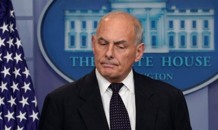 TrumpWatch, Day 273: Kelly Falls on Sword to Defend Trump Call to Soldier's Widow