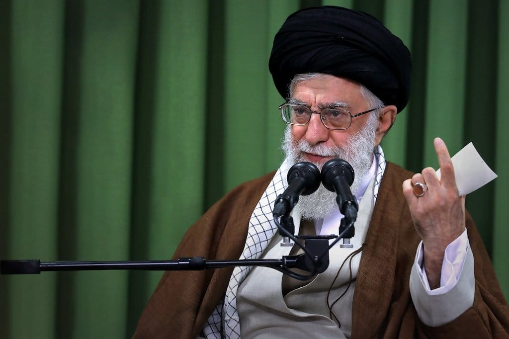 Iran's Supreme Leader: We Shred Nuclear Deal if US Withdraws