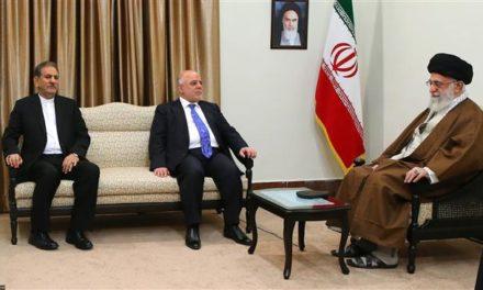 Iran Daily: Tehran Courts Iraqi Prime Minister Abadi