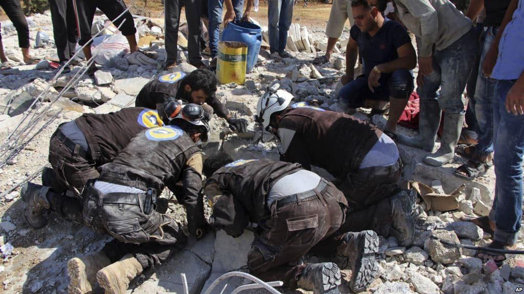 "Syria Daily: Russia — Civilians We Killed in Idlib Are ""2,000+ Terrorists"""